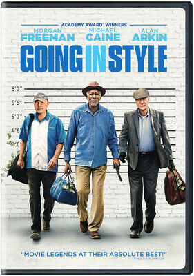 Going In Style [New DVD] Ac-3/Dolby Digital, Dolby, Dubbed, Eco Amaray Case, S