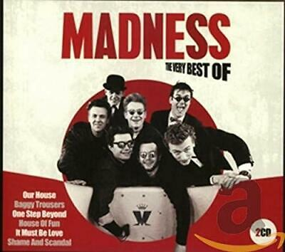 Madness - The Very Best Of - Madness CD GSVG The Cheap Fast Free Post The Cheap