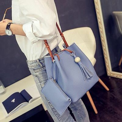 PU Leather Shoulder Bag Tote Purse Crossbody Messenger Satchel Women Handbag Hot