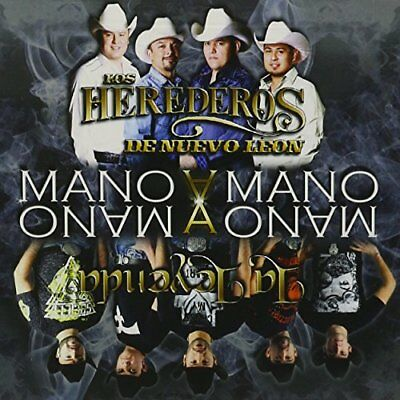 Mana a Mano Audio CD