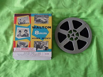Super 8mm movie Sound B/W abbott and costello 50ft  reel oh my achin' tooth