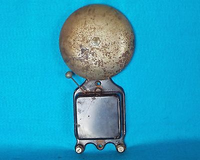 Vintage Gas Pump Bell! Perfect Garage Accessory! Used Hot Rod Rat Rod Restore