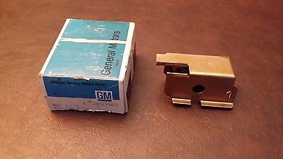 NOS GM 1967 Pontiac GTO Firebird 400-428 Ram Air Quadrajet Choke Coil Thermostat