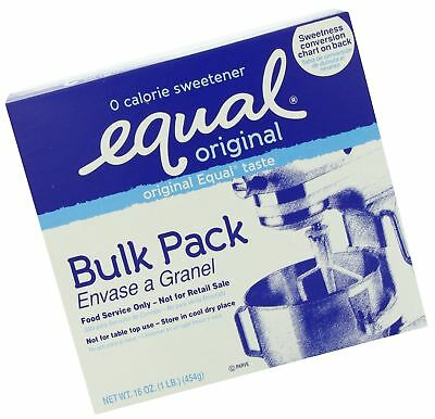 Equal Bulk Pack 16 ounce packages (Pack of 6)