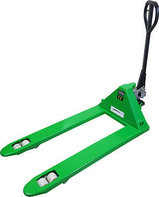 HERCULIFT 2500kg New Pallet Jack/Truck,1220x685mm forks - SYD clearance stock