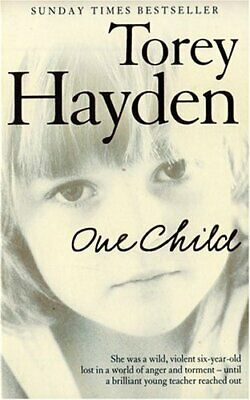 One Child by Torey Hayden Book The Cheap Fast Free Post