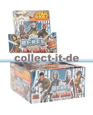 Rebel Attax - Star Wars - Serie 1 - Display (50 Booster)