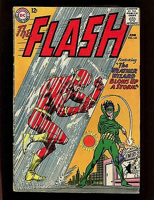 Flash #145 VGFN Infantino Weather Wizard Iris West