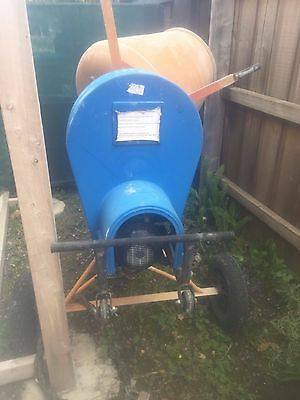 Westmix 3.5cubic Cement Mixer - pickup Malvern East