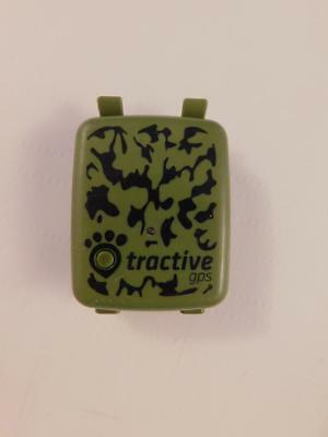 Tractive GPS Tracker für Hunde Jagd Edition Haustier Ortung