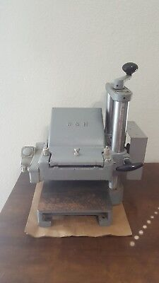 Vintage Williams and Hussey W7 PF Molder Planer Power Feed Unit