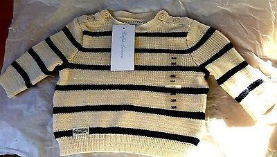 Ralph Lauren Baby Boy's Jumper New With Tag 3 Months