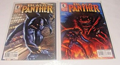 Black Panther #1 2 4-30 w/ #23 Deadpool Cat Trap Part 2 (1998) VF+/NM LOT of 29