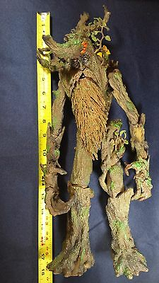 """2002 HUGE Lord of the Rings 17"""" Treebeard Action Figure Marvel Ent by Toy Biz!!!"""
