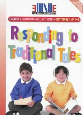 Responding to Traditional Tales: Key Stage 1 (The... by Foote, Heather Paperback