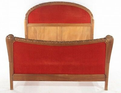 FULL SIZE FRENCH ART DECO BED C.1935 Lot 83