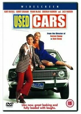 Used Cars [DVD] [2002] - DVD  HEVG The Cheap Fast Free Post