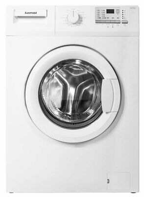NEW Euromaid WM7PRO 7kg Front Load Washing Machine