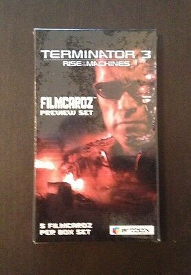 "2003 Artbox ""Terminator 3 Filmcardz - Preview Set"" - Limited Edition (0782/1008)"