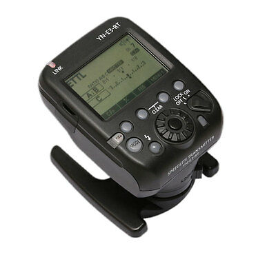 Pro Wireless YN-E3-RT Flash Speedlite Transmitter for Canon 600EX-RT as ST-E3-RT