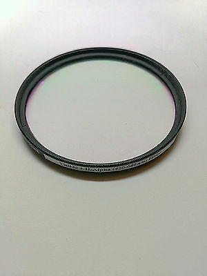 72mm IR visible + H-Alpha (420-680nm) camera lens filter for astro photography