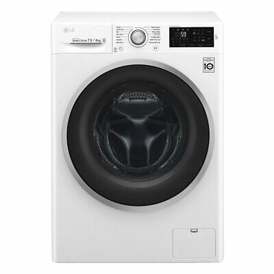 NEW LG WDC1475NCW 7.5kg Washer 4kg Dryer Combo
