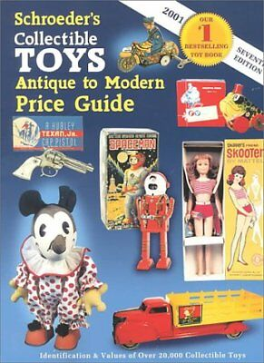 Schroeders Collectible Toys: Antique to Modern Pri