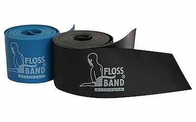 Original Dittmann Flossband / Voodoo-Floss-Band / Flossing-Kompressions-Band 2m