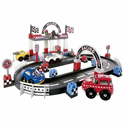 Smoby - Circuito racing fast car (3079)