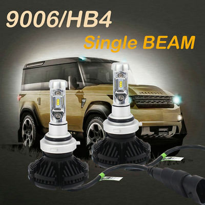 9006 HB4 Led Headlight Conversion Kit Bulbs Dodge Ford GMC Honda Isuzu Chevrolet