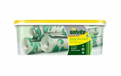 Solvite Paste The Wall - Rollos de papel para pared (3 unidades)