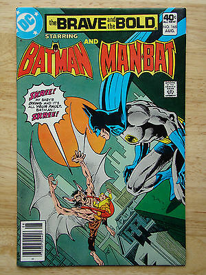 Brave And The Bold #165 (Nm) Batman And Man-Bat