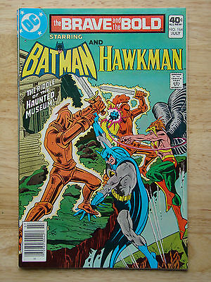 Brave And The Bold #164 (Nm) Batman And Hawkman