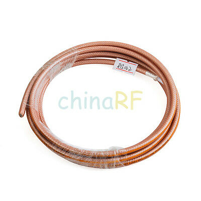RF Coaxial Cable RG Series M17/60-RG142 RG-142 / 10 feet Coax Cable