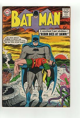 DC - Batman  - No 156 - 1963 - FN+ - KEY ISSUE - VERY SCARCE!!!!