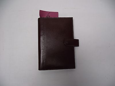 Leather Filofax Pocket Size Personal Organiser (style 6)