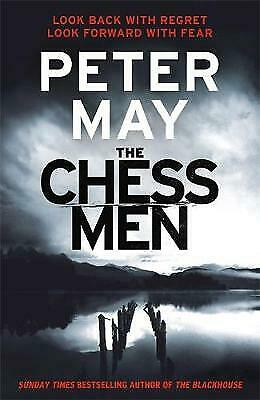 The Chessmen by Peter May, Book, New (Paperback)