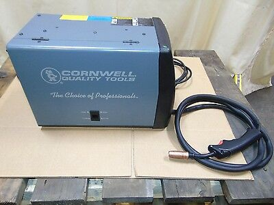 NEW Cornwell Tools 120v Portable Mig Wire Feed Welder 130 Amp