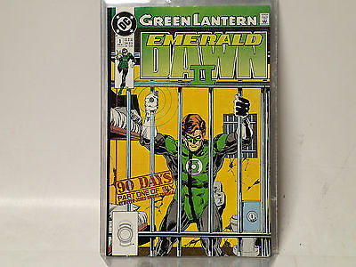 GREEN LANTERN Emerald Dawn II #1 DC Comics 1991 FN/VF