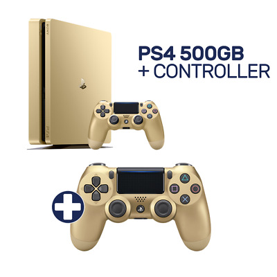 New-Look PlayStation 4 500GB Gold Console - PlayStation 4 - BRAND NEW