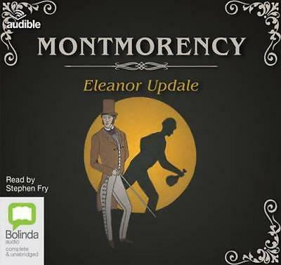 NEW Montmorency By Stephen Fry Audio CD Free Shipping