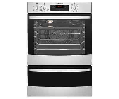 Westinghouse WVE665S Stainless steel 60cm oven with separate grill
