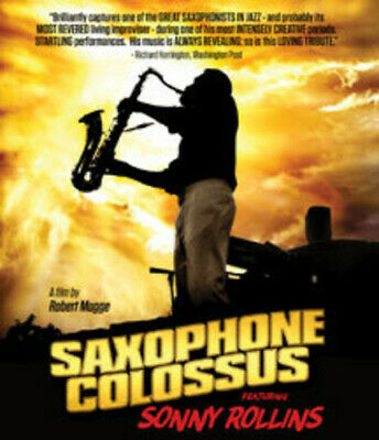 Saxophone Colossus [New Blu-ray]