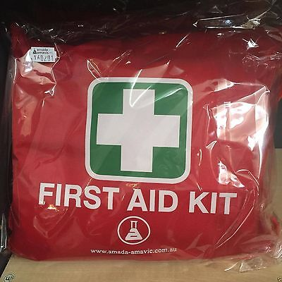 Handy First Aid Kit 46 Piece For work, boat, 4WD outdoors Exp 2021