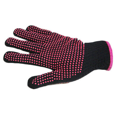 Professional Heat Resistant Protective Glove for Curling Straight Flat Iron 1pc