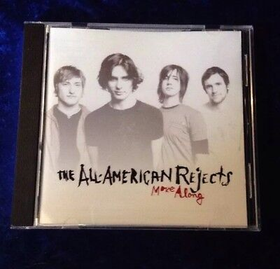 Move Along [Bonus Tracks] by The All-American Rejects (CD, Aug-2005, Interscope…