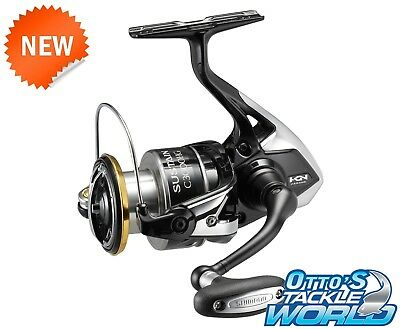 Shimano Sustain FI 2017 Spinning Fishing Reel BRAND NEW at Ottos Tackle World