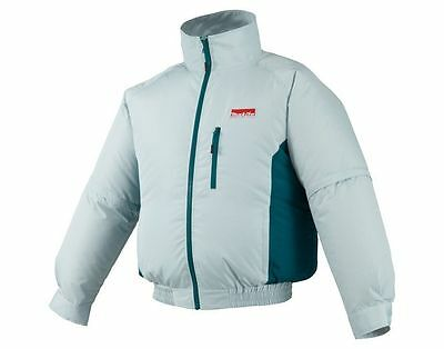 Makita DFJ201Z USB Polyester Cold Chill Breeze Jacket Cooling Fan  LARGE