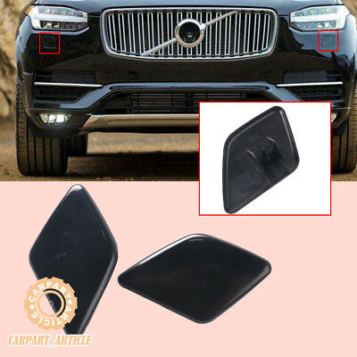 Front Bumper Headlight Washer Cover Cap 39875254 Right Side Fit For Volvo XC90 2007-2014