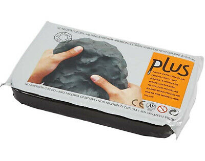 Air Drying  Modelling Clay - Black Coloured - 1kg | Modelling Crafts